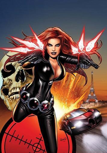 Супергерои Marvel №21 - Черная вдова